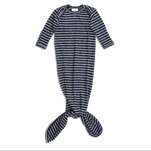 aden+anais Knotted gown sleeper